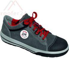 JOB Sicherh.Sneaker Keith Low, grau-schwarz