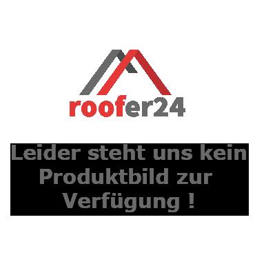 Flachdach-Winkelablauf DN50 mit PVC-Manschette
